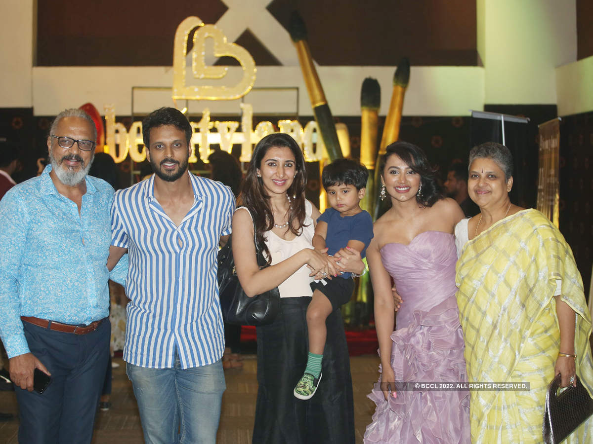 Tollywood celebs glam-up a starry event