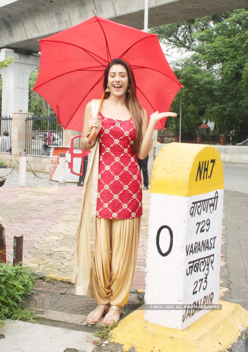 TV actress Hiba Nawab's exclusive photoshoot