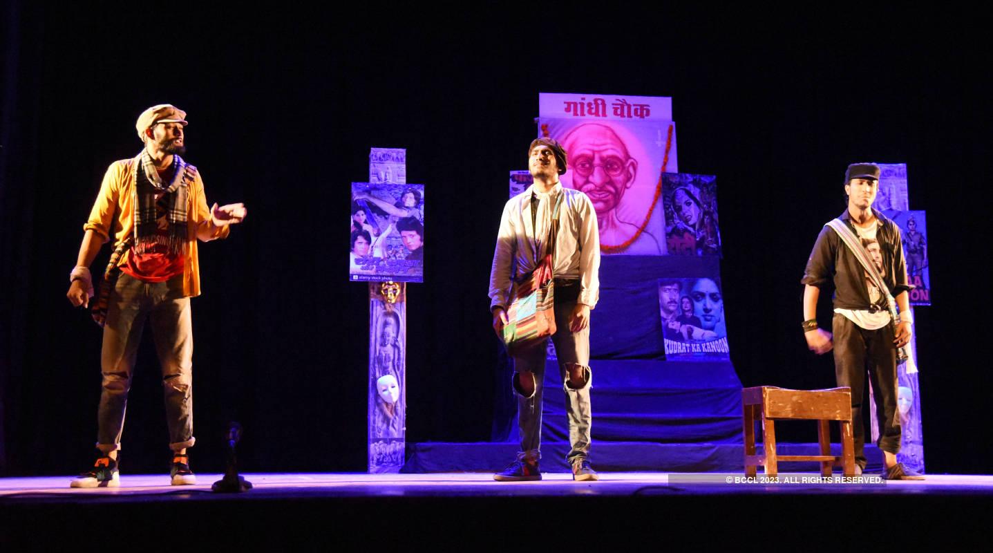 Hawaalat: A play