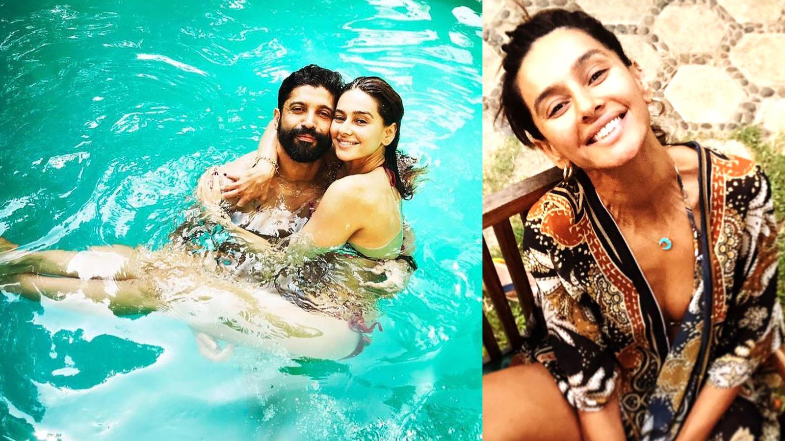 Farhan Akhtar shares adorable birthday post for girlfriend Shibani Dandekar with a cryptic twist