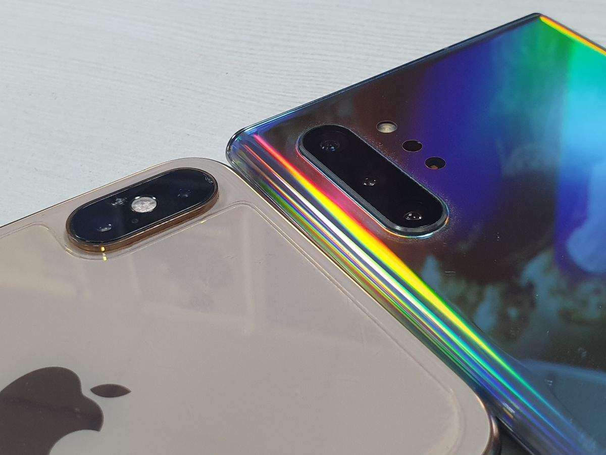 Samsung Galaxy Note 10 Plus vs Apple iPhone XS Max: How cameras of two of the world's most-powerful phones compare