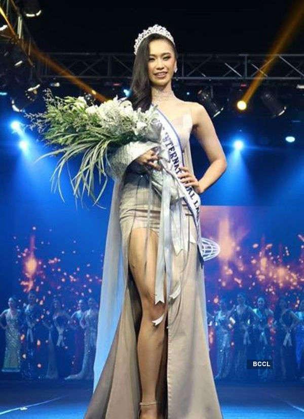 Phaithida Phothisane crowned Miss International Laos 2019
