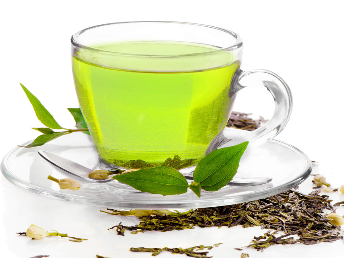 amazing benefits of drinking green tea at night - times of india