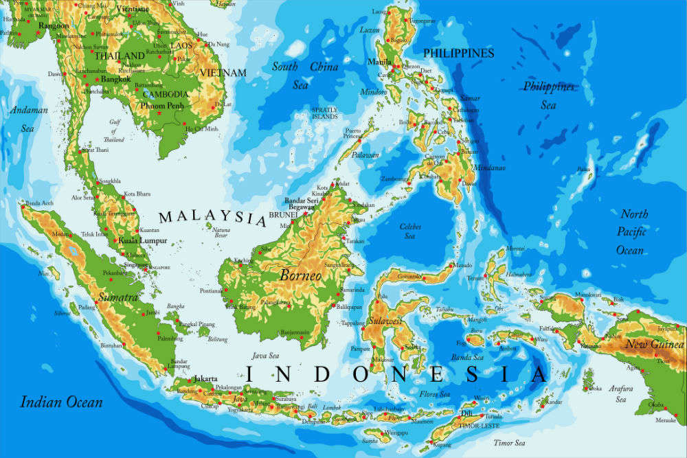 New Capital Of Indonesia As Jakarta