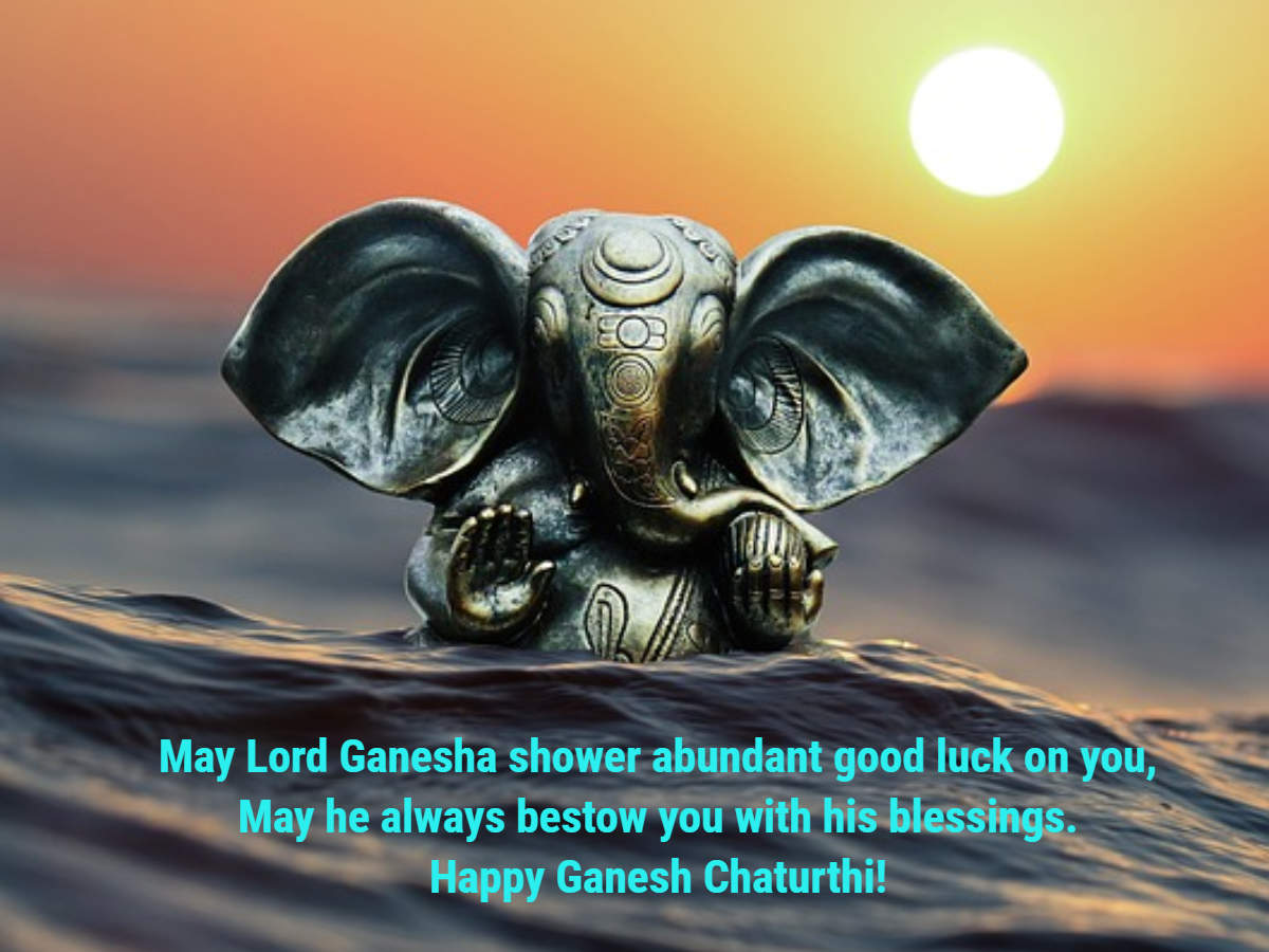 Ganesh Chaturthi 2019 Quotes, Messages, Wishes