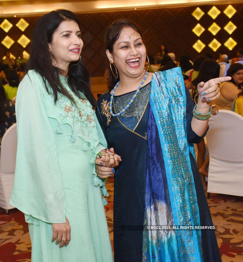 When Teej celebrations got happening in Lucknow!