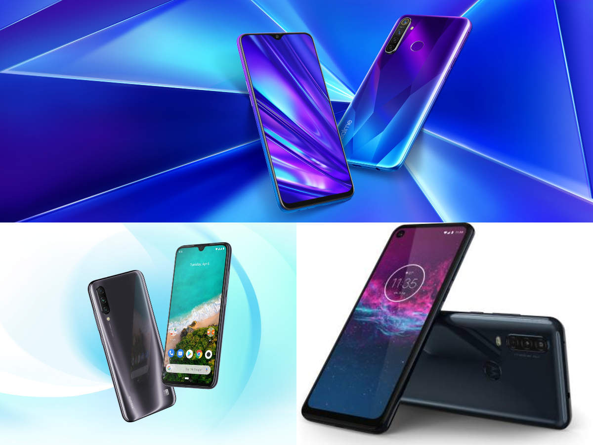 Realme 5 Pro vs Xiaomi Mi A3 vs Motorola One Action: The best new smartphone under Rs 15,000