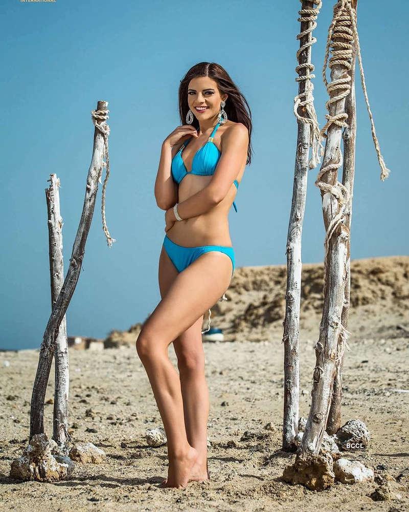 Jessica VanGaalen crowned Miss Supranational Ireland 2019