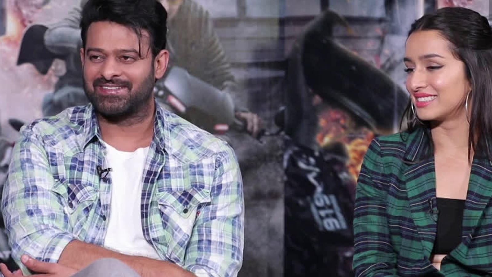 SAAHO | Prabhas and Shraddha Kapoor's EXCLUSIVE interview