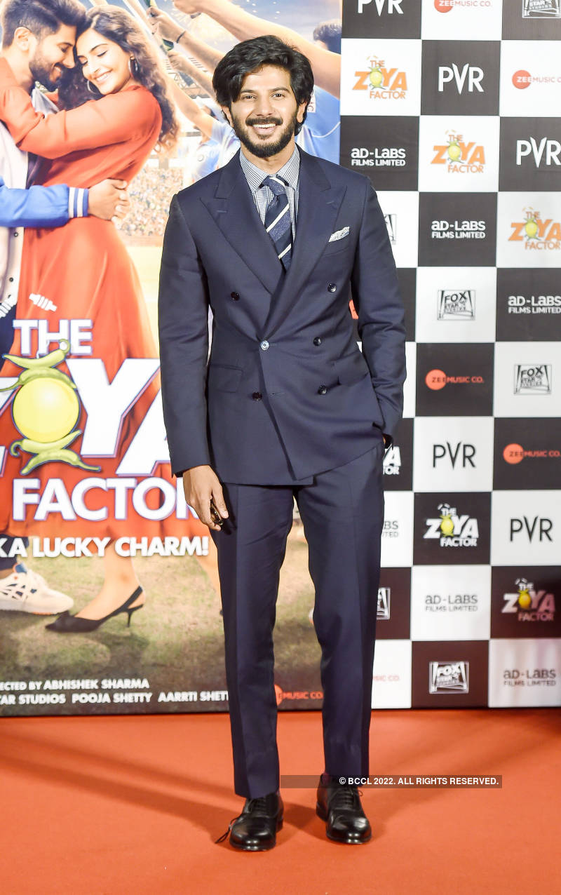 The Zoya Factor: Trailer launch