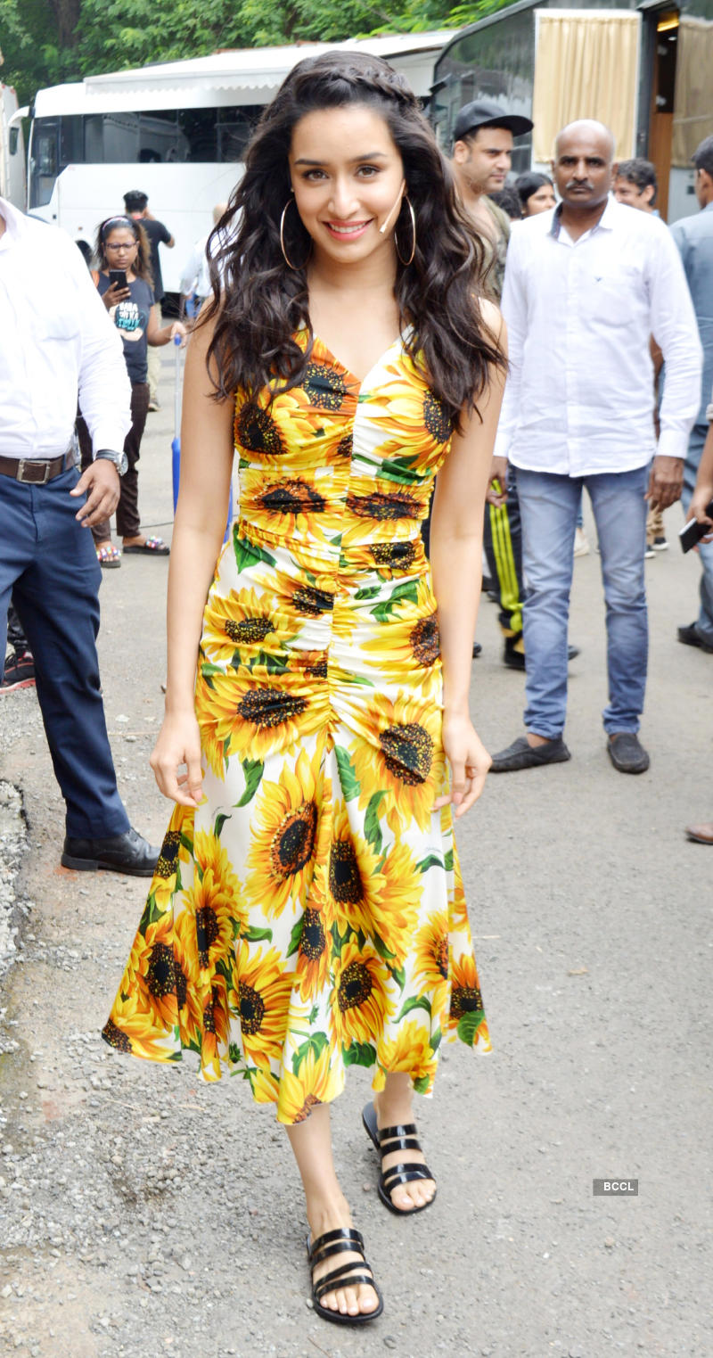 Saaho: Promotions