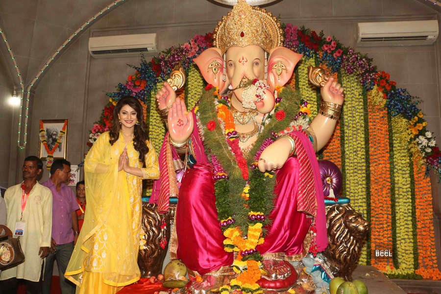Beauty Queens celebrate Ganesh Chaturthi
