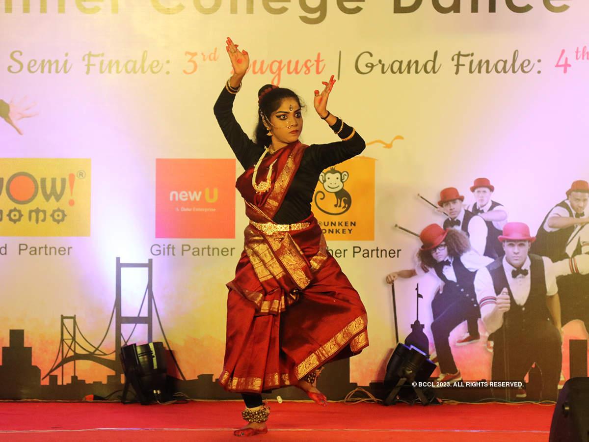 Celebs attend an Inter College Dance Fest