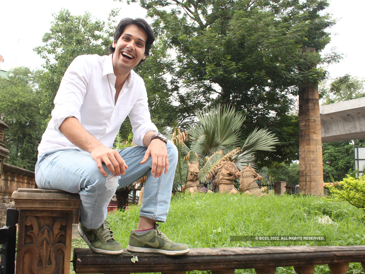 TV actor Nikhil Khurana's exclusive photoshoot