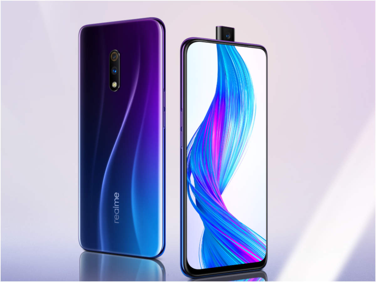 ​Realme X (Rs 16,999 onwards): Offers one of the best camera in this price segment