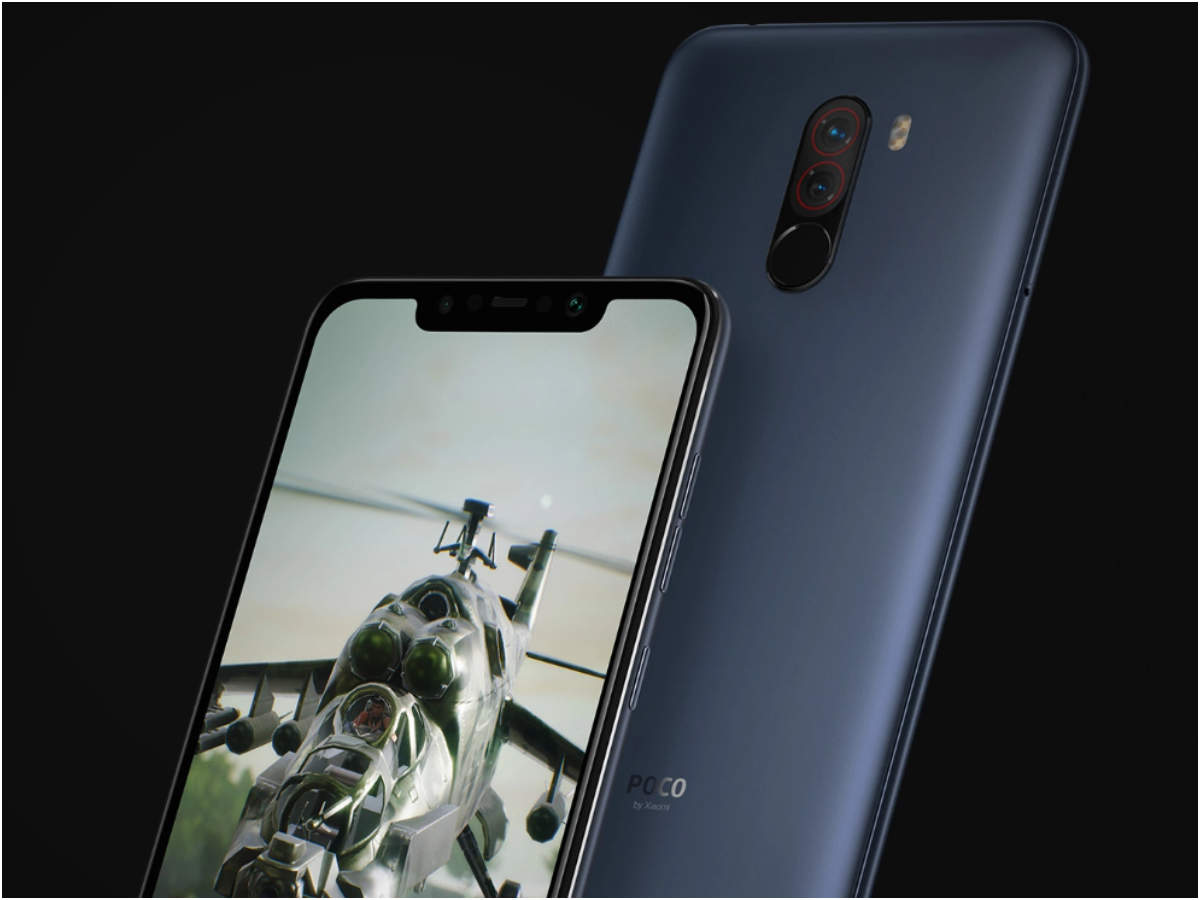 ​Xiaomi Poco F1 (Rs 17,990 onwards): Most affordable smartphone running Qualcomm Snapdragon 845 processor