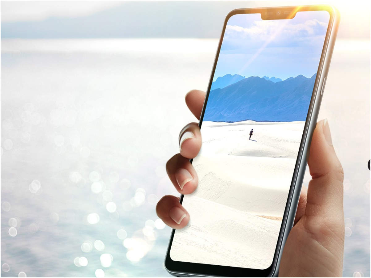 ​LG G7 ThinQ (Rs 24,850 onwards): Runs on Snapdragon 845 processor and offers 'unique' audio features.