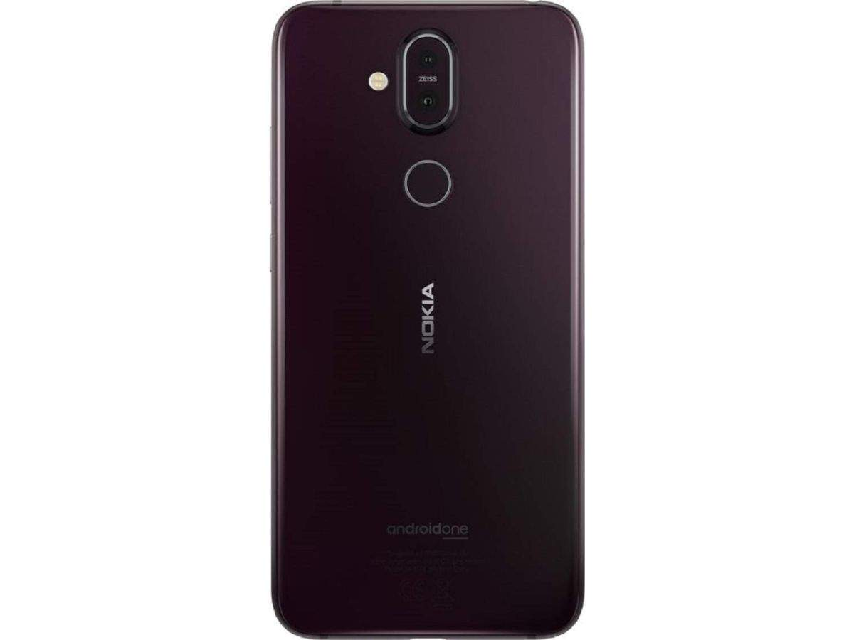 Nokia 8.1 (Rs 18,890 onwards): One of the most-good looking phones, also set to receive regular updates for at least two more years
