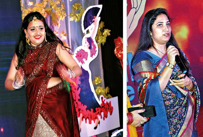 (L) Nisha Singh (R) Garima Singh (BCCL/ Unmesh Pandey)