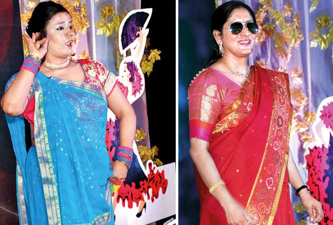 (L) Namita Tandon (R) Nidhee Kapoor (BCCL/ Unmesh Pandey)
