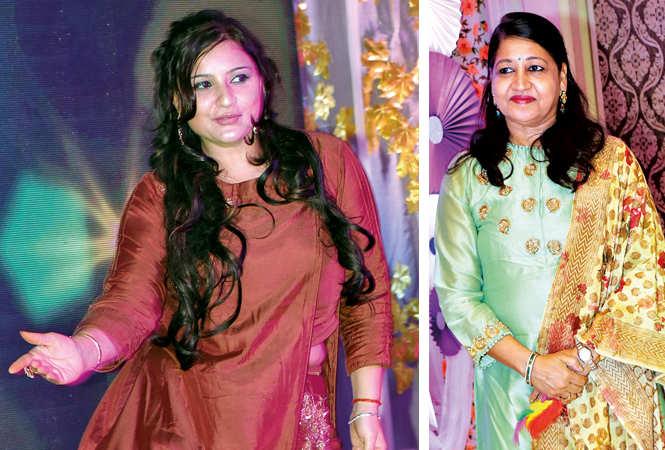 (L) Shiva Sclat (R) Reena Khaitan (BCCL/ Unmesh Pandey)
