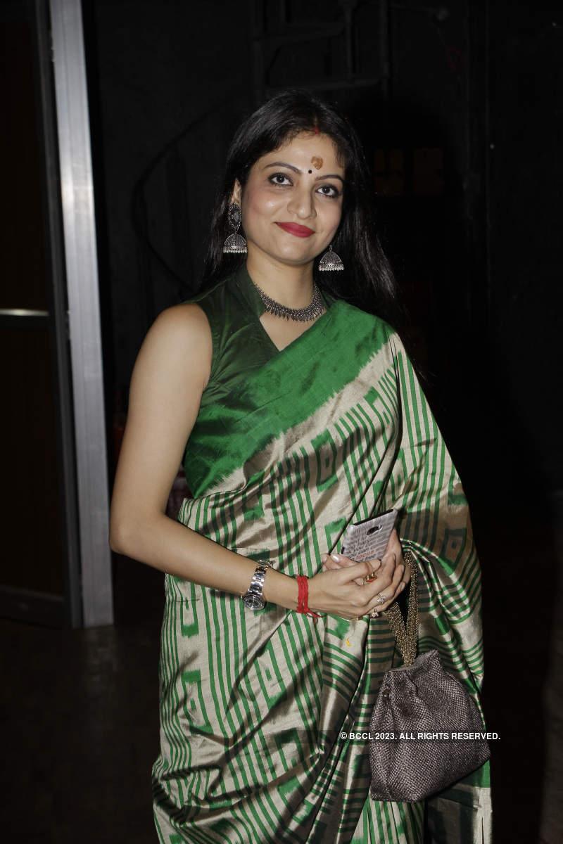 Debashish Bose hosts a musical show