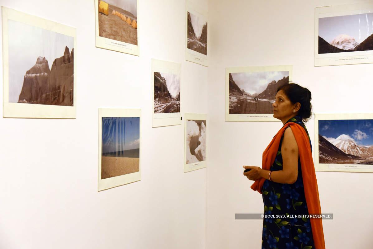 Photo exhibition showcasing beauty of Kailash Mansarovar