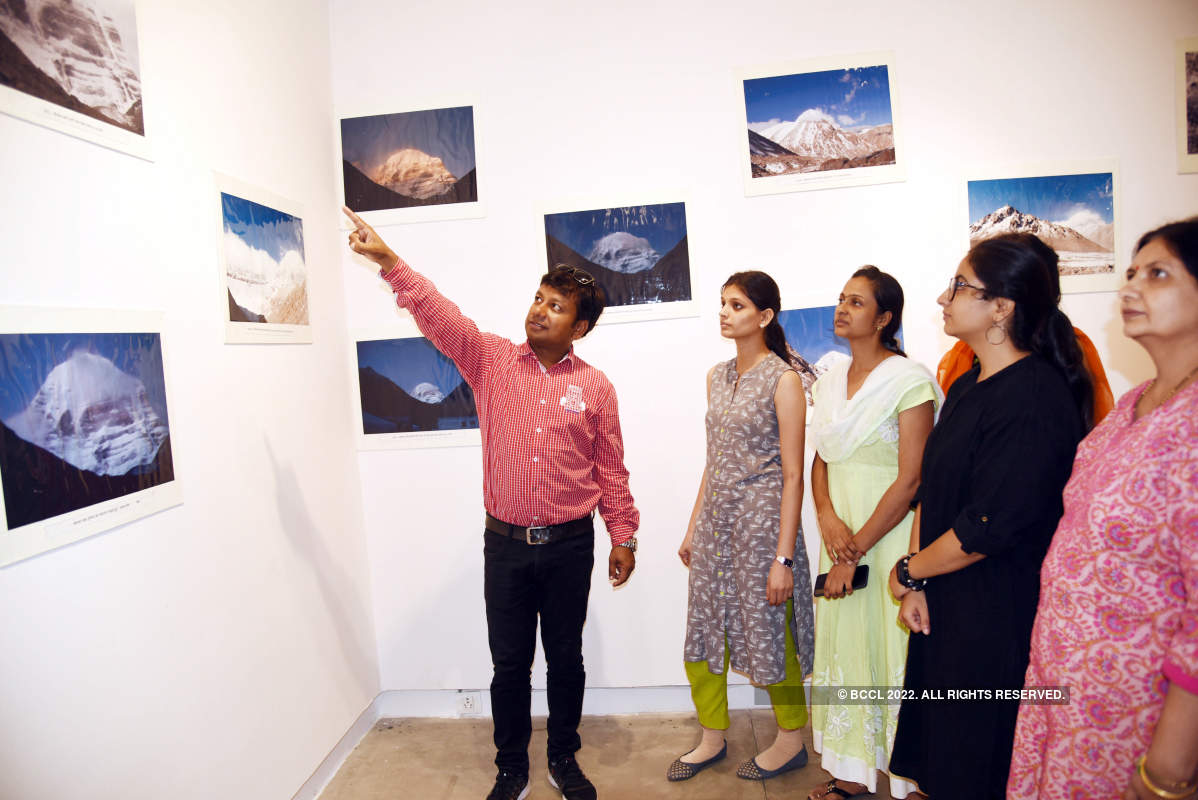 Photo exhibition showcasing beauty of Kailash Mansarovar