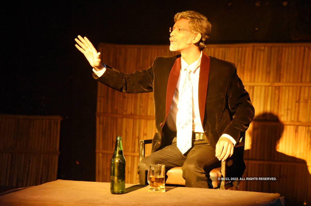 Dedh Inch Upar: A play