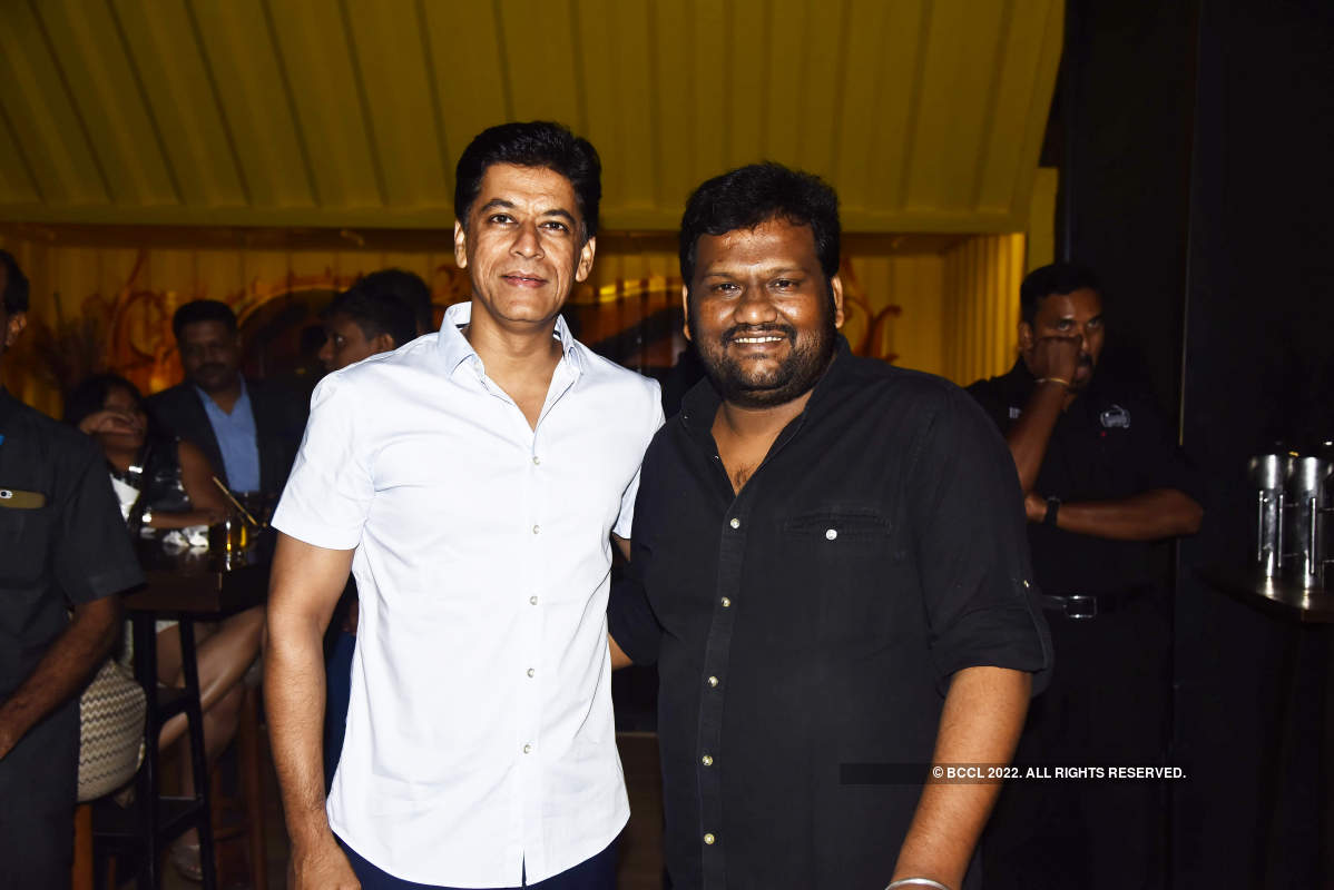 Chennaiites attend after party of Ascott Premier League 2019