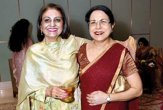 Khushwant & Zohra Chatterjee   (BCCL/ Farhan Ahmad Siddiqui)