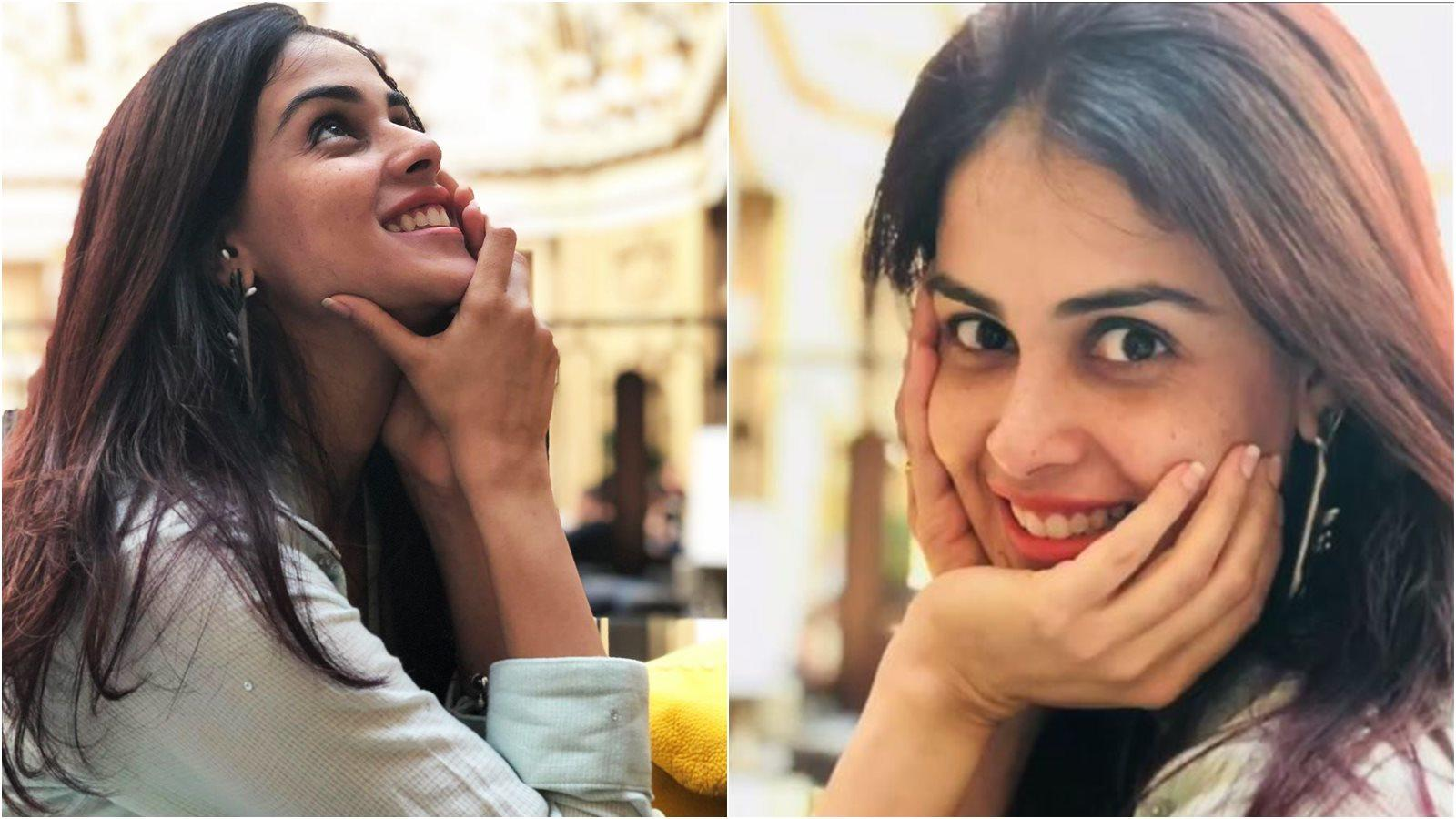 Genelia D'Souza's killer smile in these latest pictures will fill your hearts with happiness!