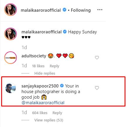 Sanjay-Kapoors-comment-on-Malaikas-pic