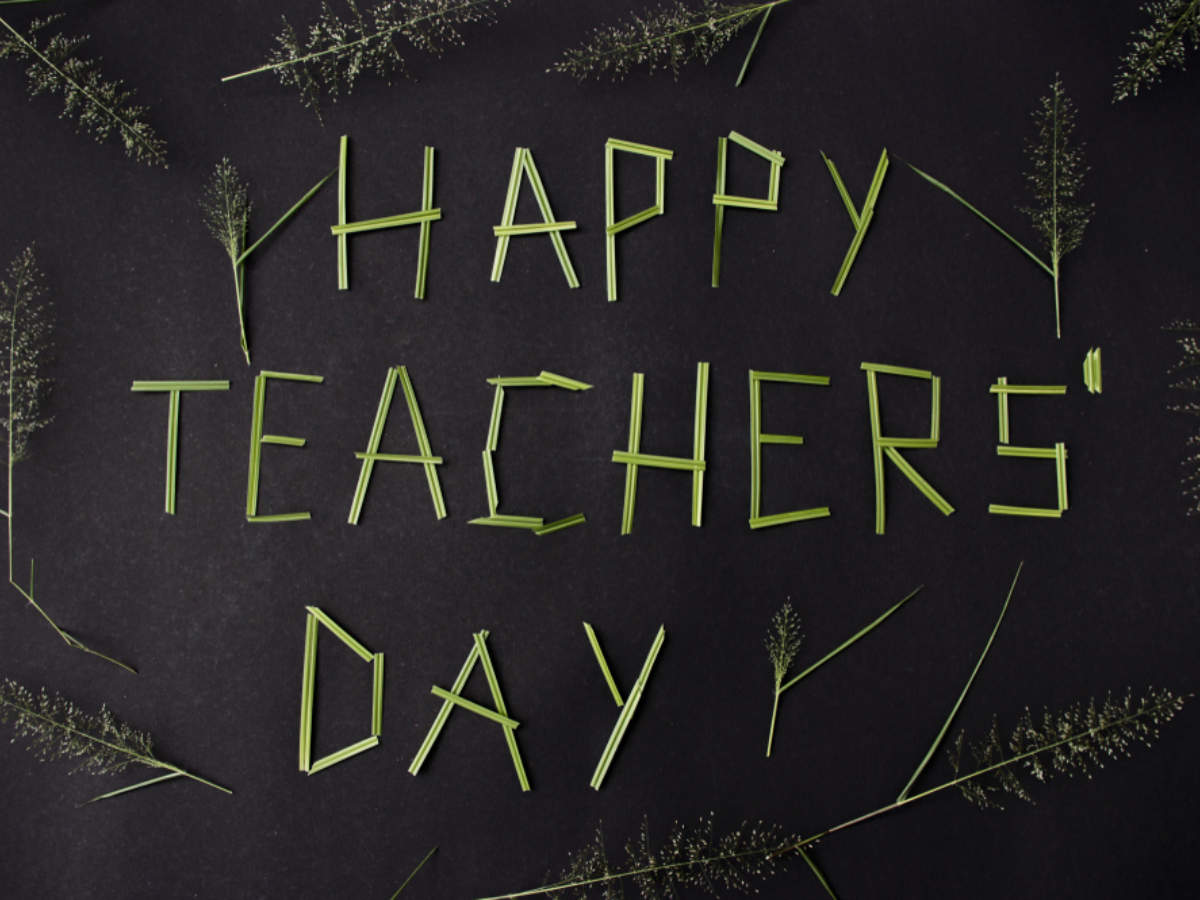 Happy Teachers Day 2019