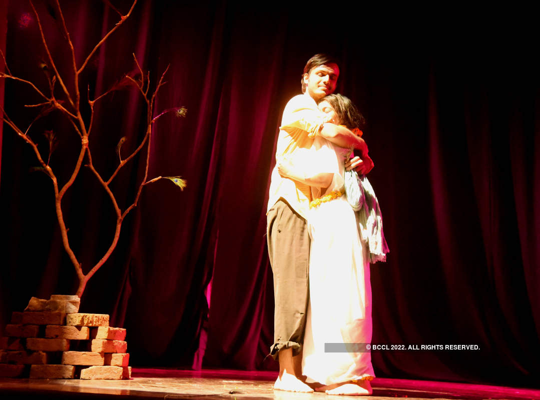 The White Saree: A play