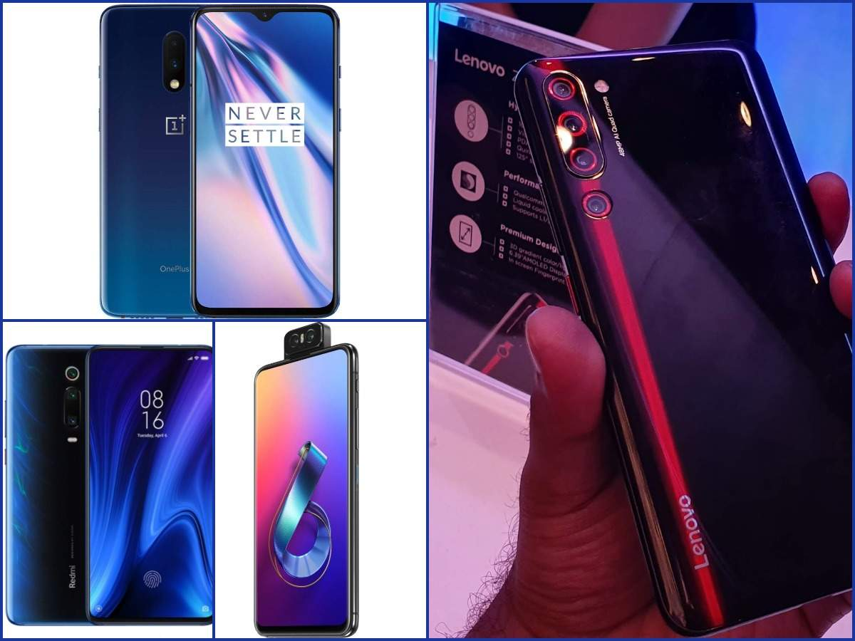 Best new smartphone under Rs 35,000: Lenovo Z6 Pro vs Asus 6Z vs OnePlus 7 vs Xiaomi Redmi K20 Pro
