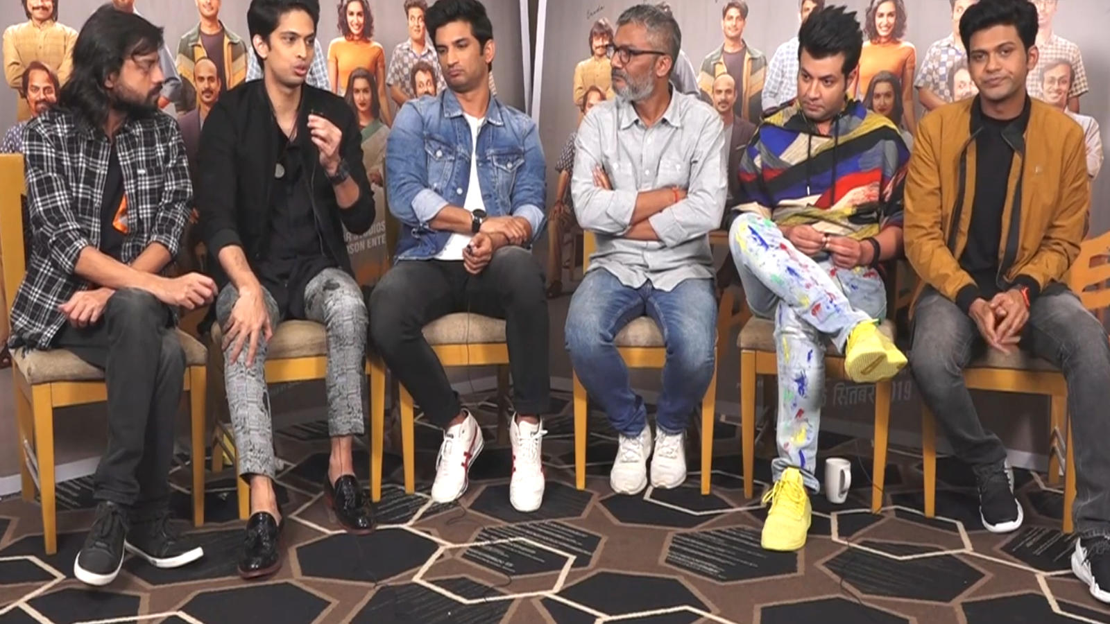 'Chhichhore' team gets candid on their nicknames, partying together and more