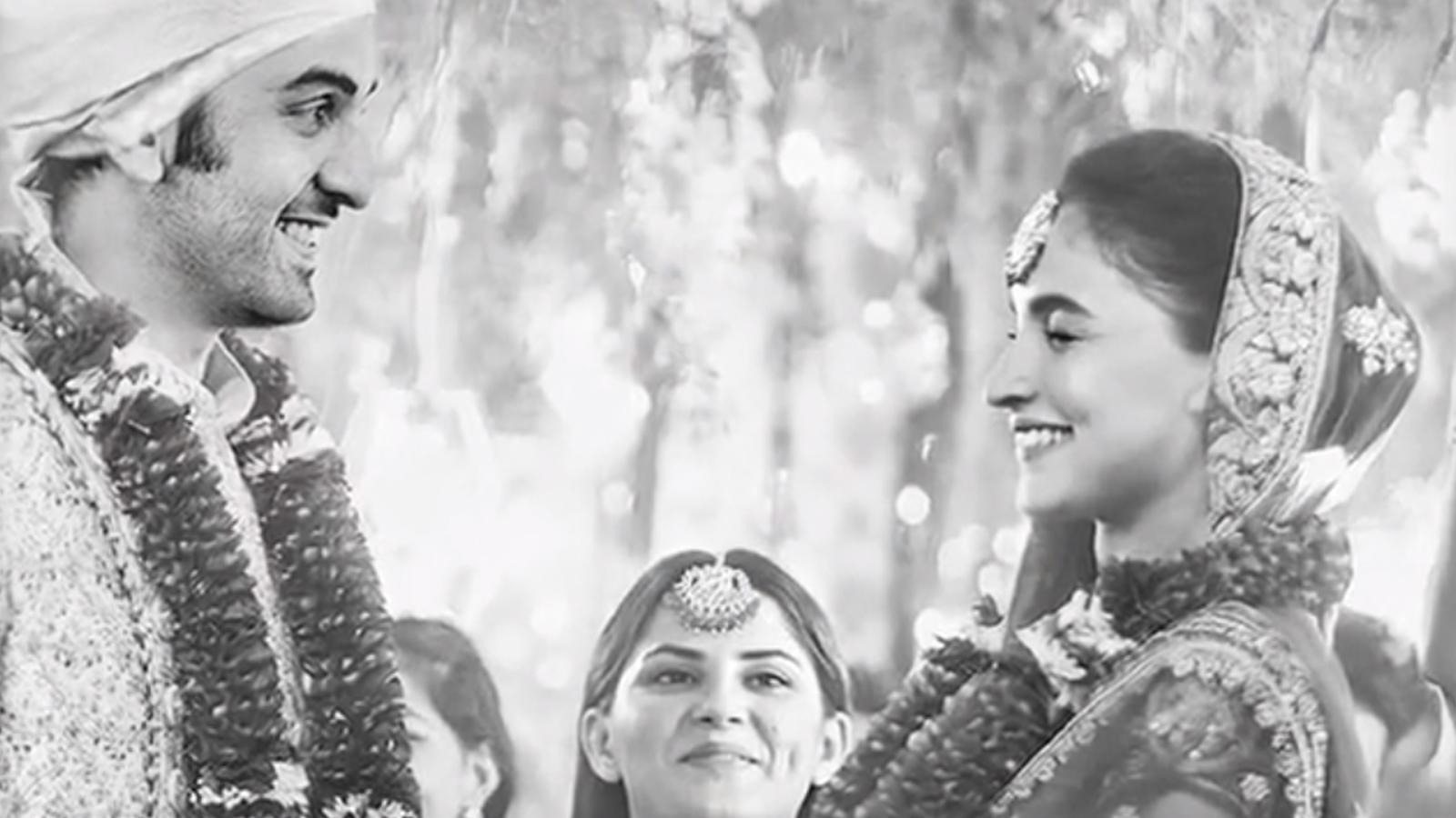 Ranbir Kapoor-Alia Bhatt's photoshopped wedding pictures go viral