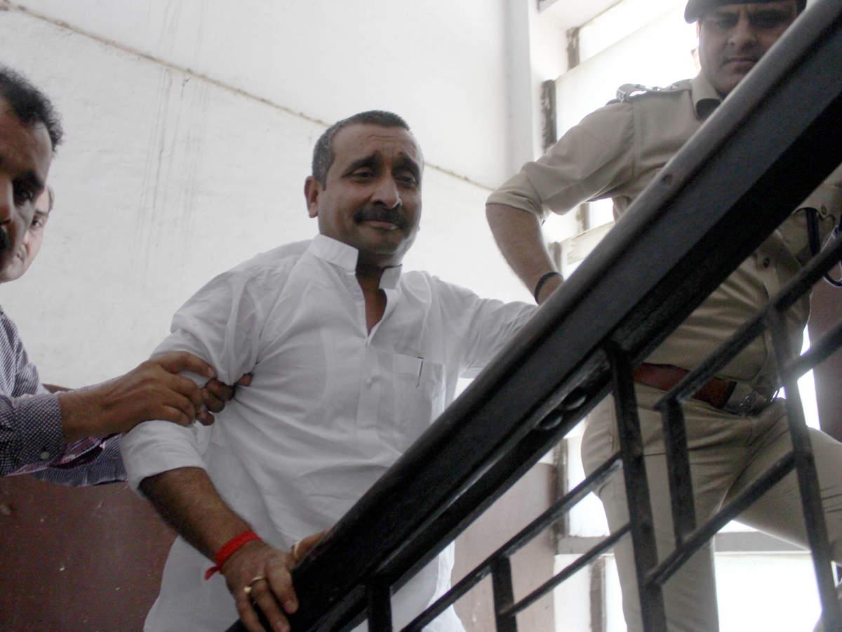 Kuldeep Sengar behind crash, says Unnao survivor | India