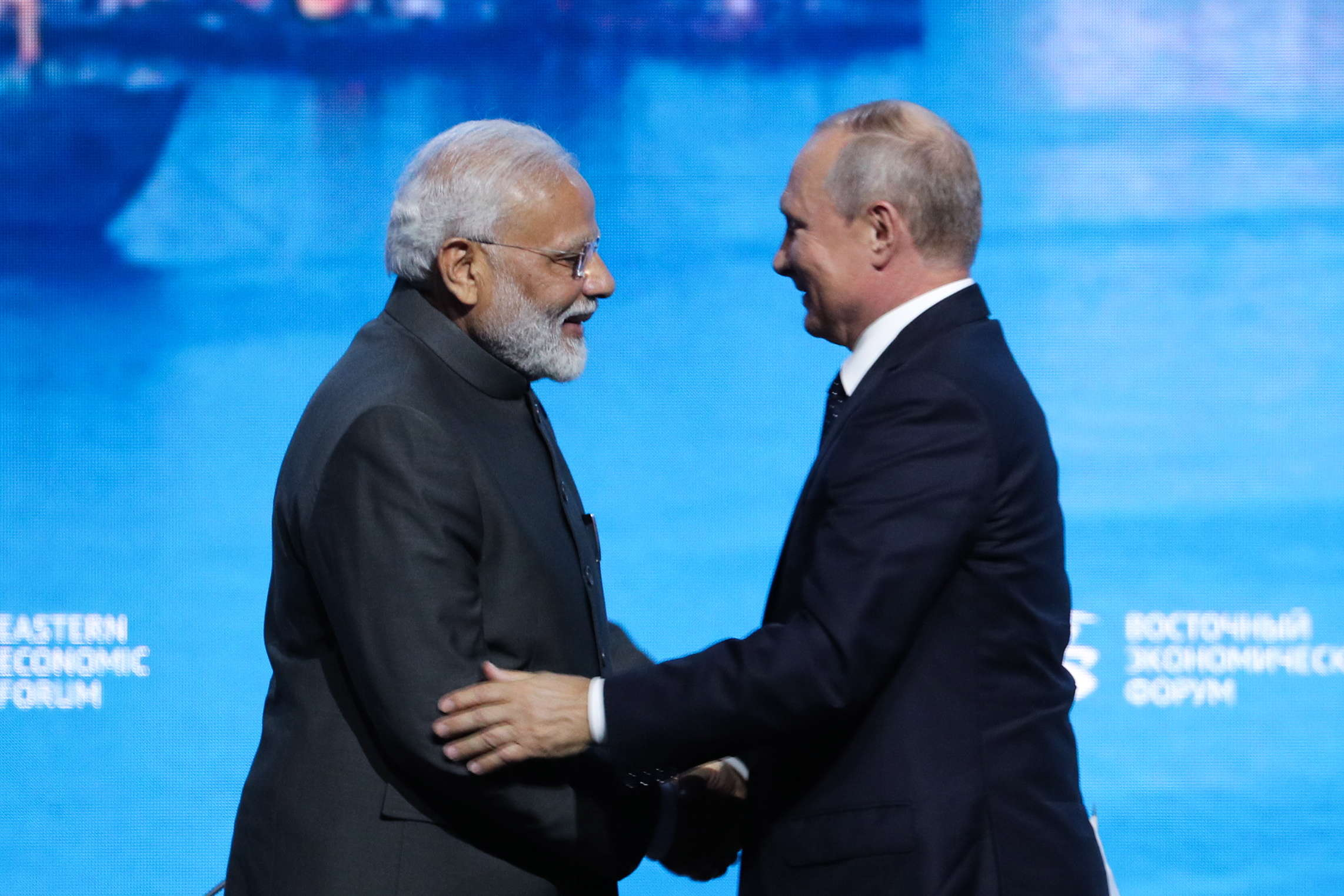 India goes from taking to giving loans to Russia   India