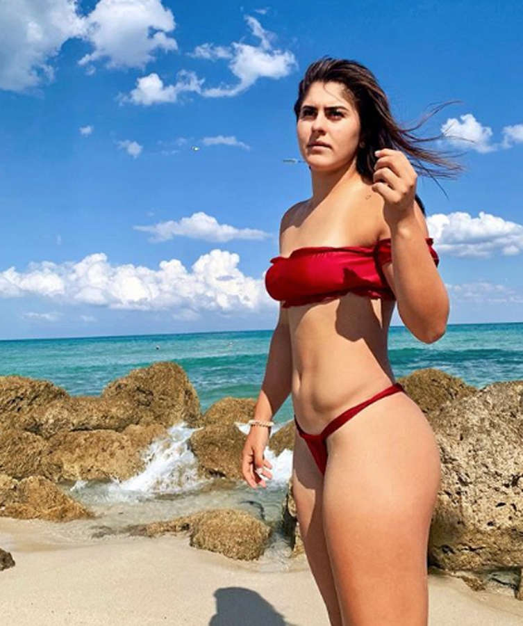 Glamorous pictures of 20-year-old tennis sensation Bianca Andreescu