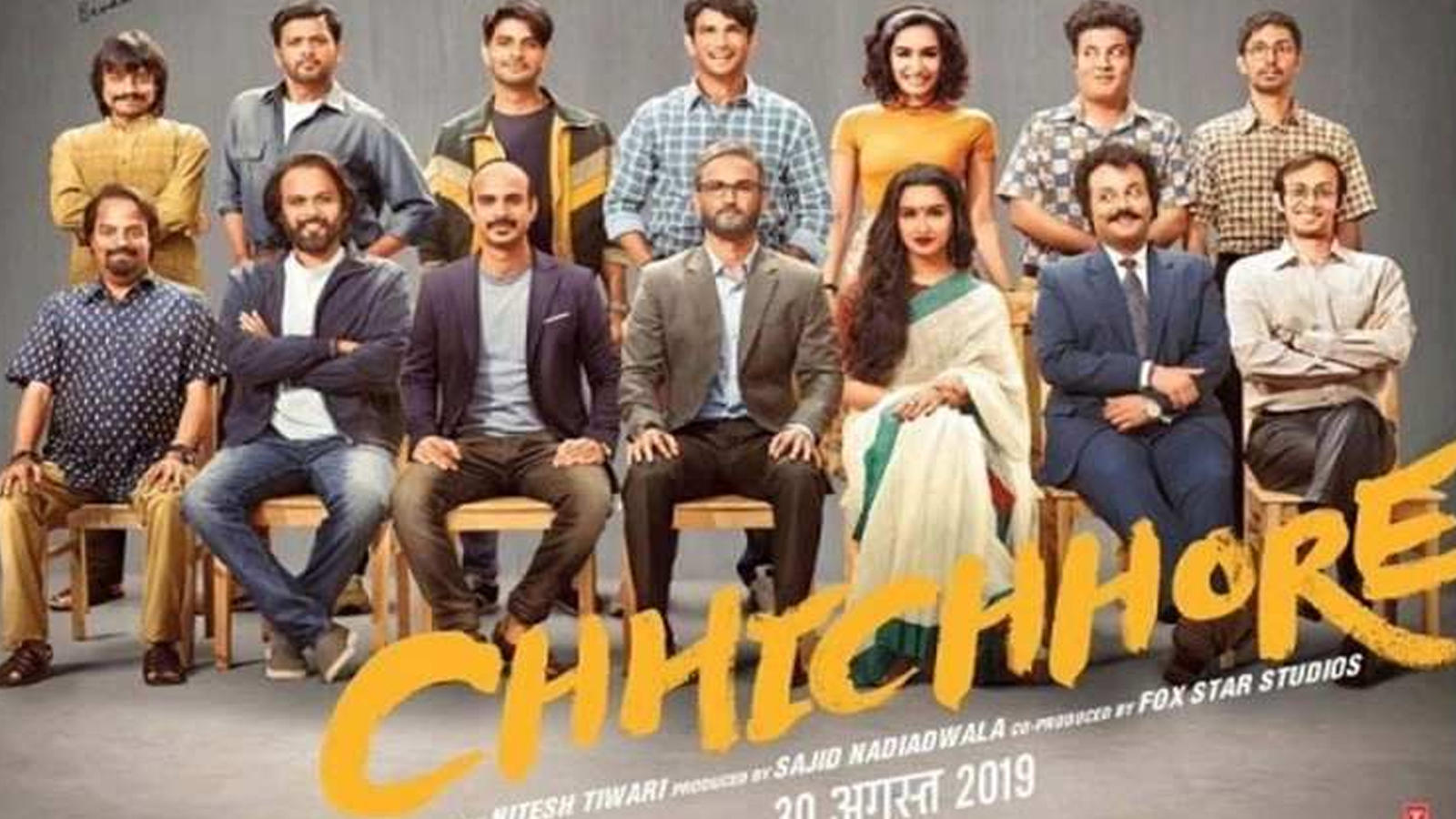 Chhichhore: Public Review of Sushant Singh Rajput and Shraddha Kapoor's movie on friendship