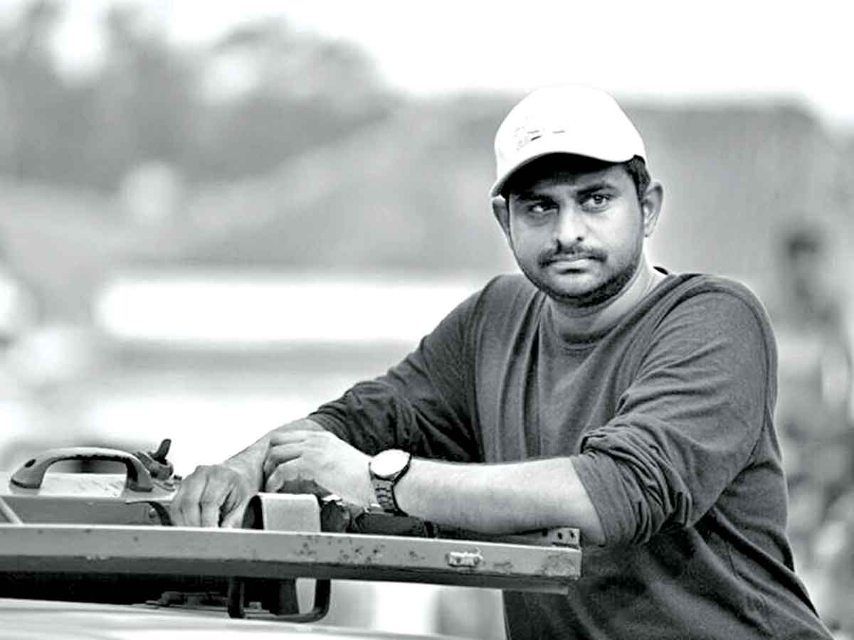 Ravi Teja is out of Maha Samudram, I'm not at liberty to