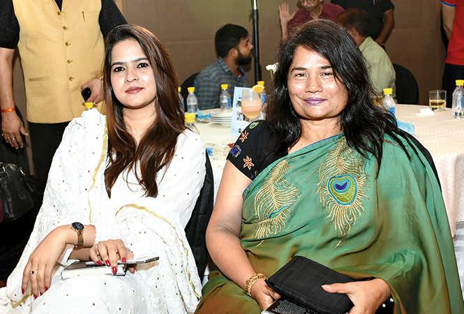 Namrata and Lalita Pandey (BCCL/ Farhan Ahmad Siddiqui)