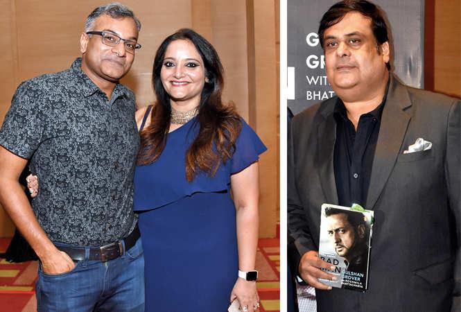 (L) Samar and Ritu Pundir (R) Rahul Mittra (BCCL/ Farhan Ahmad Siddiqui)