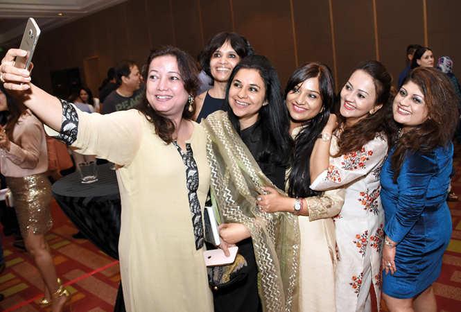 (L-R) Diksha, Reeti, Anupama, Richa and Tulika and Sonali (BCCL/ Farhan Ahmad Siddiqui)