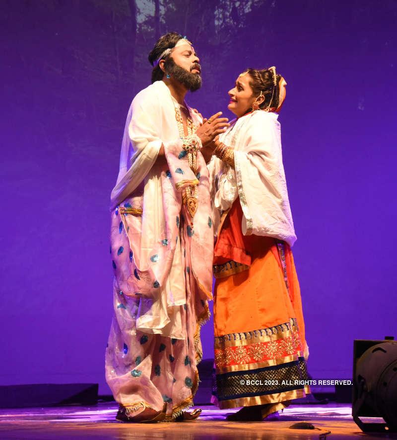 Komal Gandhar: A play
