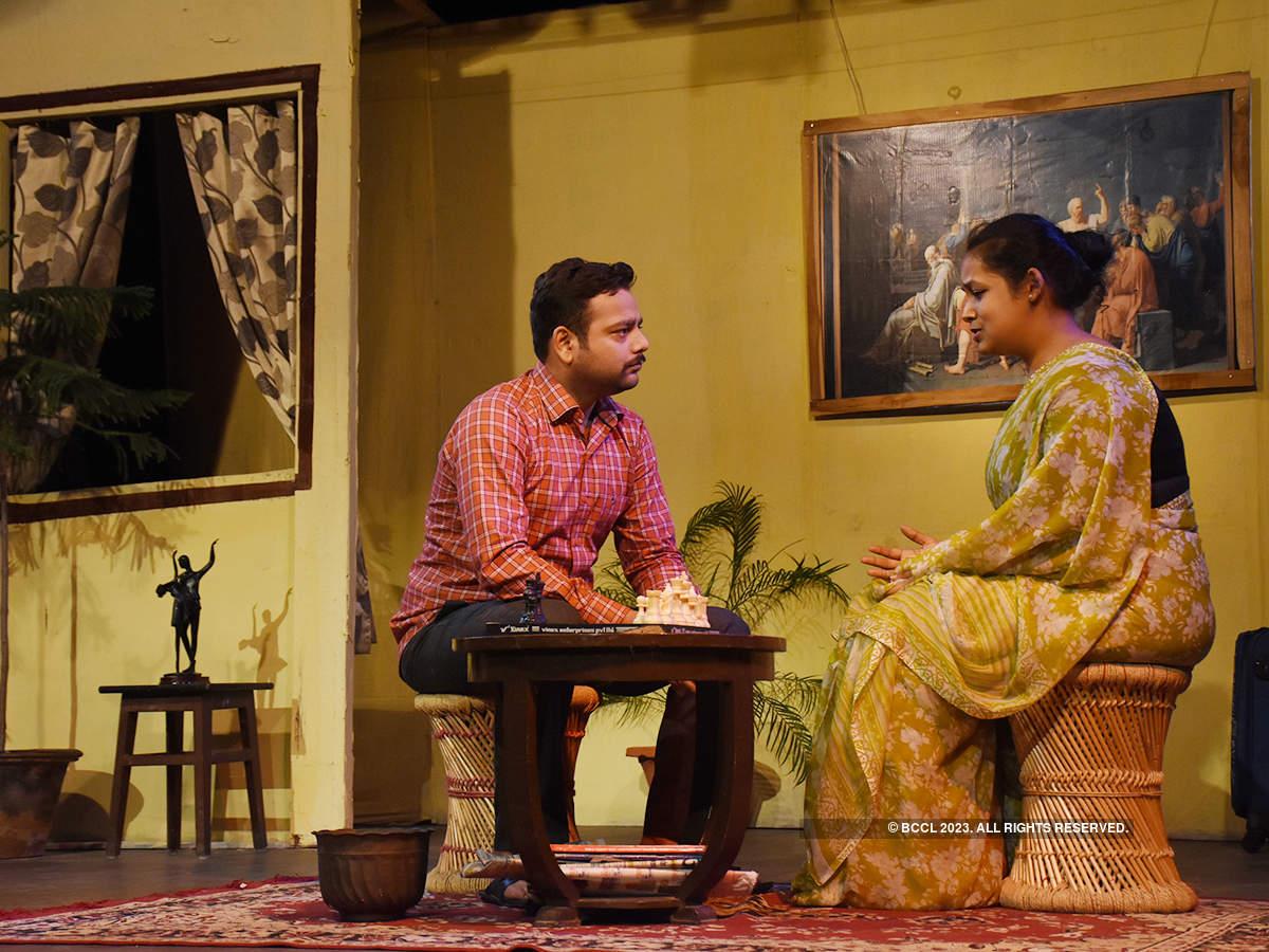 Baaki Itihaas: A play