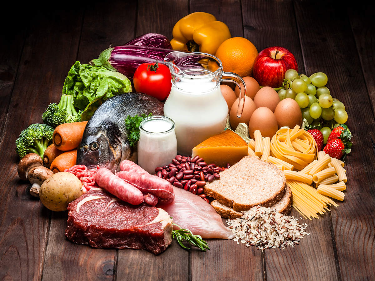 Food for healthy bones