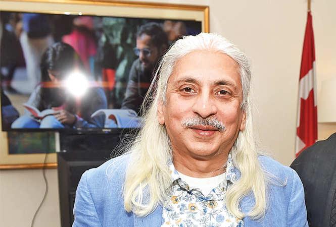 RAN_2040-Sanjoy-Roy-(organiser,-Jaipur-Literature-Festival)-and-Nadir-Patel